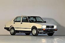 1983 Alfa Romeo Alfetta 1,6 litre berline  No reserve