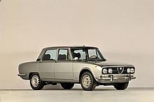 1976 Alfa Romeo Berlina 2000  No reserve