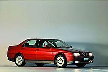 1996 Alfa Romeo 164 Super 3.0 V6 24v 4WD berline  No reserve
