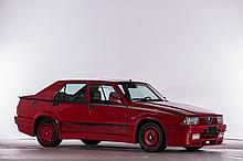 1986 Alfa Romeo 75 1.8 i.e Turbo Evoluzione berline  No reserve