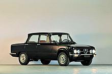 1976 Alfa Romeo Giulia Nuova Super 1300 berline  No reserve