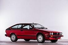 1981 Alfa Romeo Alfetta GTV 2.0 coupé série limitée