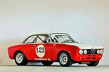 1969 Alfa Romeo 1750 GTV transformée GTAm