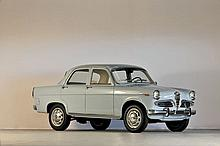1961 Alfa Romeo Giulietta Ti berline Série 2  No reserve
