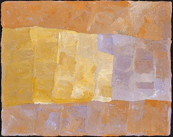 ¤Kngwarreye KUDDITJI (ALYAWARRA) (né en 1928) MON PAYS / MY COUNTRY, 2007 Acrylique sur toile (Belgian linen)