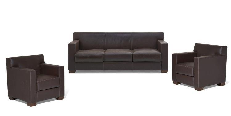 Jean michel frank d apr s un mod le de mobilier de salon for Model de meuble de salon