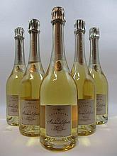 5 bouteilles CHAMPAGNE DEUTZ 2006 Amour de Deutz