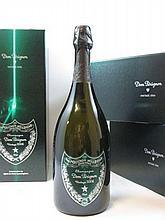 3 bouteilles CHAMPAGNE DOM PERIGNON 2006 Edition limitée