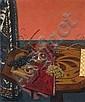 Roger CHAPELAIN-MIDY (1904-1992) NATURE MORTE A LA GRENADE Huile sur toile, Roger Chapelain-Midy, Click for value