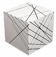 L'ATLAS (Né en 1978) SANS TITRE, 2014 Technique mixte sur structure en bois