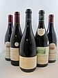 5 bouteilles 1 bt : MOREY SAINT DENIS 2005 Très Girard. Cécile Tremblay