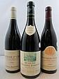 6 bouteilles 2 bts : BEAUNE 2002 1er cru Clos des Mouches. Domaine Nicolas Rossignol