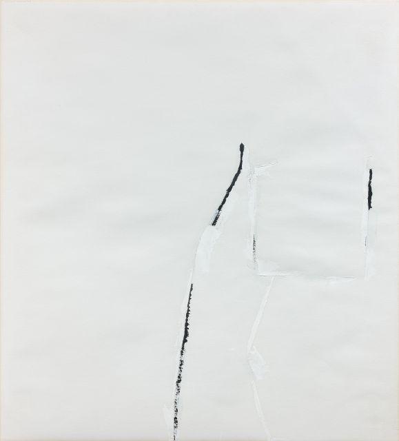 Martin BARRE (1924 - 1993) SANS TITRE - 1959 Gouache sur papier