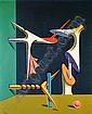 Ivan TOVAR (né en 1942) SANS TITRE Acrylique sur toile, Ivan Tovar, Click for value