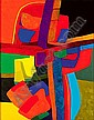 Maurice ESTEVE (1904-2001) BALIRBA, 1974 Huile sur toile, Maurice Esteve, Click for value