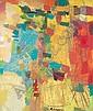 Camille BRYEN (1907-1977) NUMERO 576, novembre 1969 Huile sur toile, Camille Bryen, Click for value