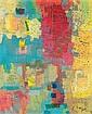 Camille BRYEN (1907-1977) NUMERO 817, novembre 1974 Huile sur toile, Camille Bryen, Click for value