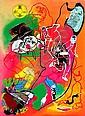 Gérard GUYOMARD (né en 1936) SANS TITRE, 1998 Acrylique sur toile, Gérard Guyomard, Click for value
