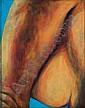 Marc DESGRANDCHAMPS (né en 1960) SANS TITRE, 1995 Huile sur toile, Marc Desgrandchamps, Click for value