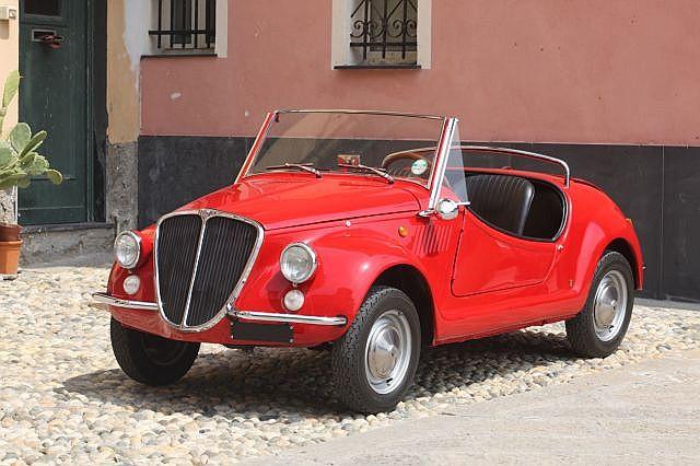 Conosciuto Fiat 500 Gamine Vignale No reserve GX76