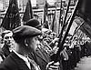 Willy RONIS (1910 - 2009) Conflits sociaux Quatre (4) épreuves argentiques (c.1990)