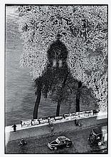 Willy RONIS (1910 - 2009) Ombre de l''institut - Paris, 1956 Epreuve argentique (c. 1990)