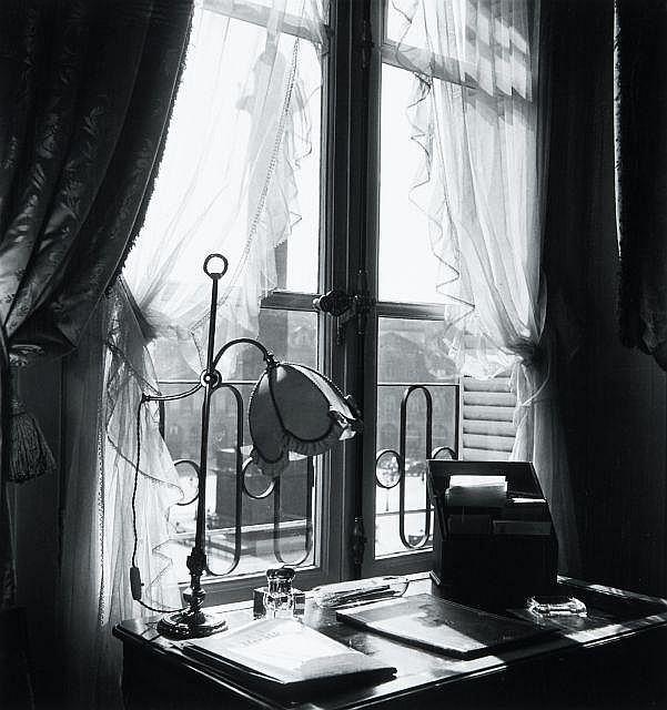 Willy RONIS (1910 - 2009) Place Vendôme Quatre (4) épreuves argentiques (c. 1990)