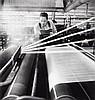 Willy RONIS (1910 - 2009) Industrie textile Quatre (4) épreuves argentiques (c. 1990)