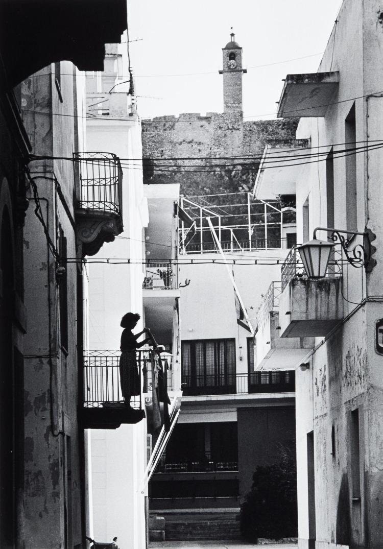 Willy RONIS (1910 - 2009) Nauplie, Grèce, 1980 Epreuve argentique (c. 1990)