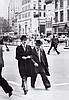Willy RONIS (1910 - 2009) New York, 1981 Quatre (4) épreuves argentiques d''époque