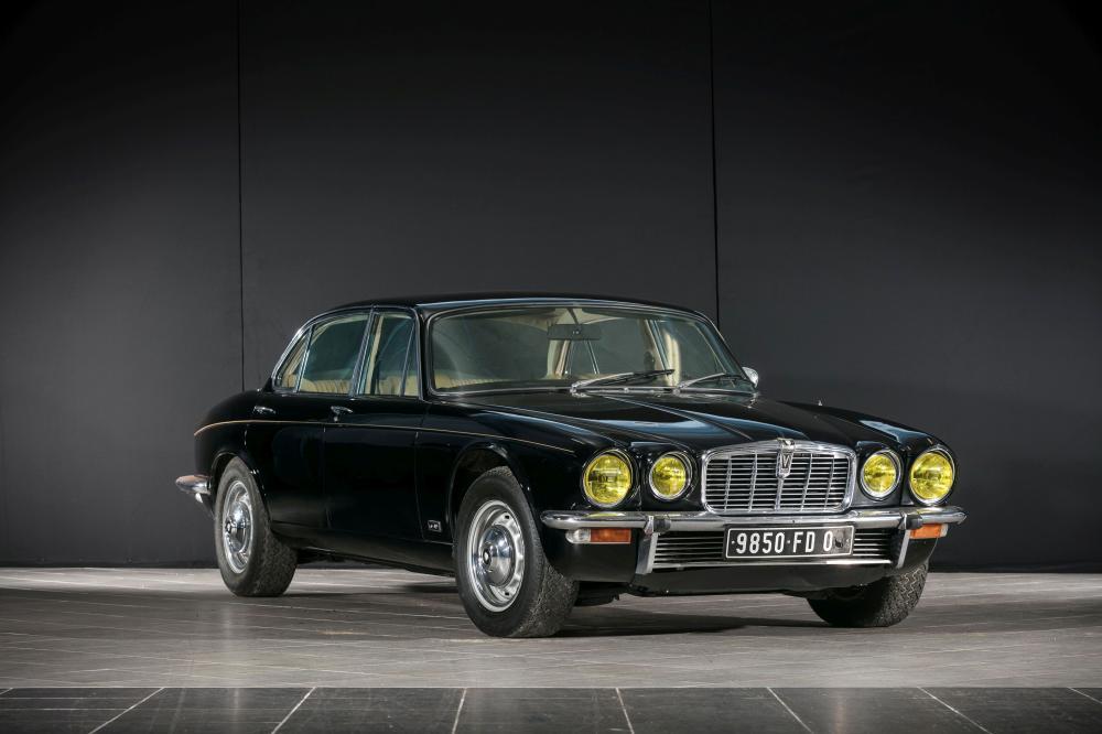 1974 Jaguar XJ12 Série 2 No reserve