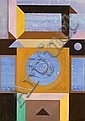 Dino ABIDIN (1913-1993) COMPOSITION Gouache sur papier, Dino Abidine, Click for value