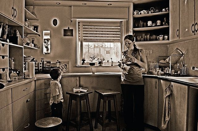 Shai HALEVI  Kitchen, 2010