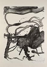 Willem de Kooning 1904 - 1997 High School Desk - 1970