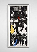 John BALDESSARI (Né en 1931) Helmsman (With Various Fires) - 1989-90