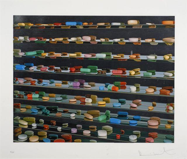 Damien HIRST (né en 1965) Utopia - 2012