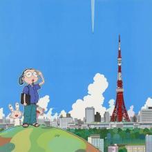 Takashi MURAKAMI Né en 1962 Tokyo tower -2009