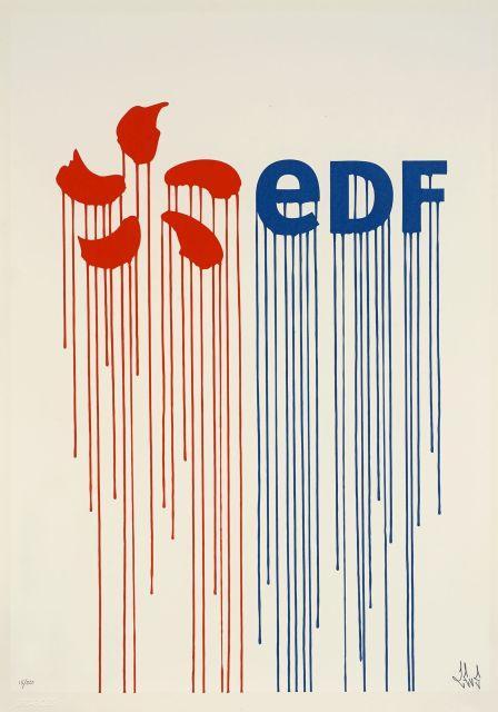 ZEVS Né en 1977 Liquidated EDF - 2012