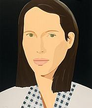 ¤ Alex KATZ Né en 1927 Christy Turlington - 2013