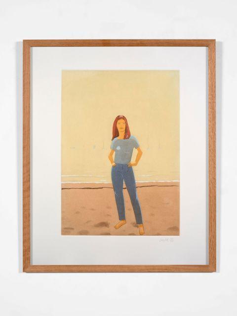 ¤ Alex KATZ (né en 1927) Harbor 10 - 2006