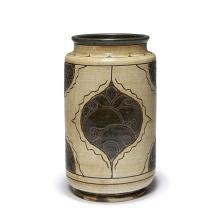 Emile LENOBLE (1875-1939) Vase - Circa 1920
