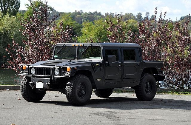 1997 HUMMER H1 6.5 TDI TYPE HMC4 PICK UP DOUBLE CABINE