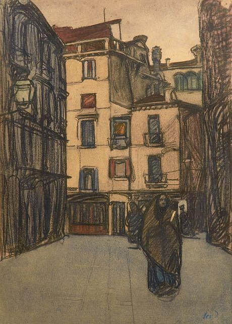 Maxime DETHOMAS  Rue de Venise
