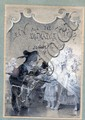 [HETZEL] Jean GEOFFROY, dit GEO  10 dessins à la plume
