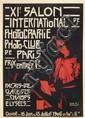 Henri de RENAUCOURT  XIe Salon International de Photographie Photo Club de Paris