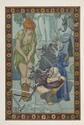 [Maurice de BECQUE] JUVENAL Satire sur les femmes Editions de la Lampe d'Or. In-8, demi-basane ...