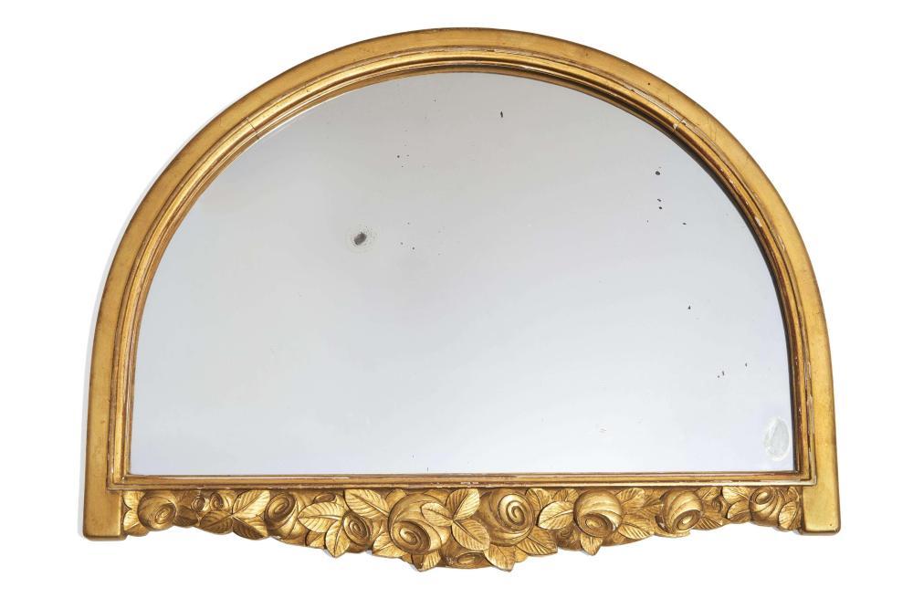 L on jallot 1874 1964 miroir demi circulaire for Miroir circulaire