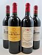 8 bouteilles 1 bt : CHÂTEAU LAGRANGE 1995 3è GC Saint Julien