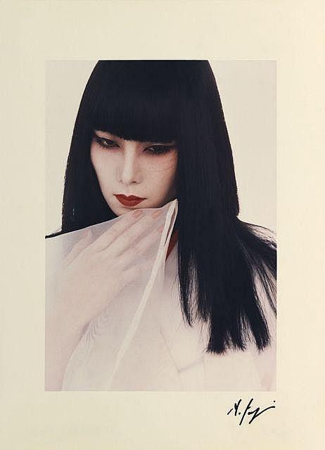 Hideki FUJI Né en 1934 UNTITLED A - 1980 Tirage couleur d'époque