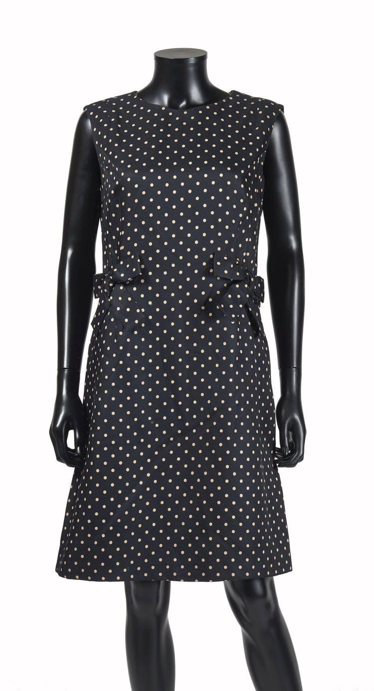 Christian dior haute couture printemps t 1961 par marc boh for Couture fashion designers